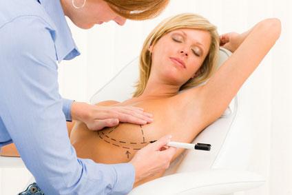 Operationsmethoden Brustverkleinerung